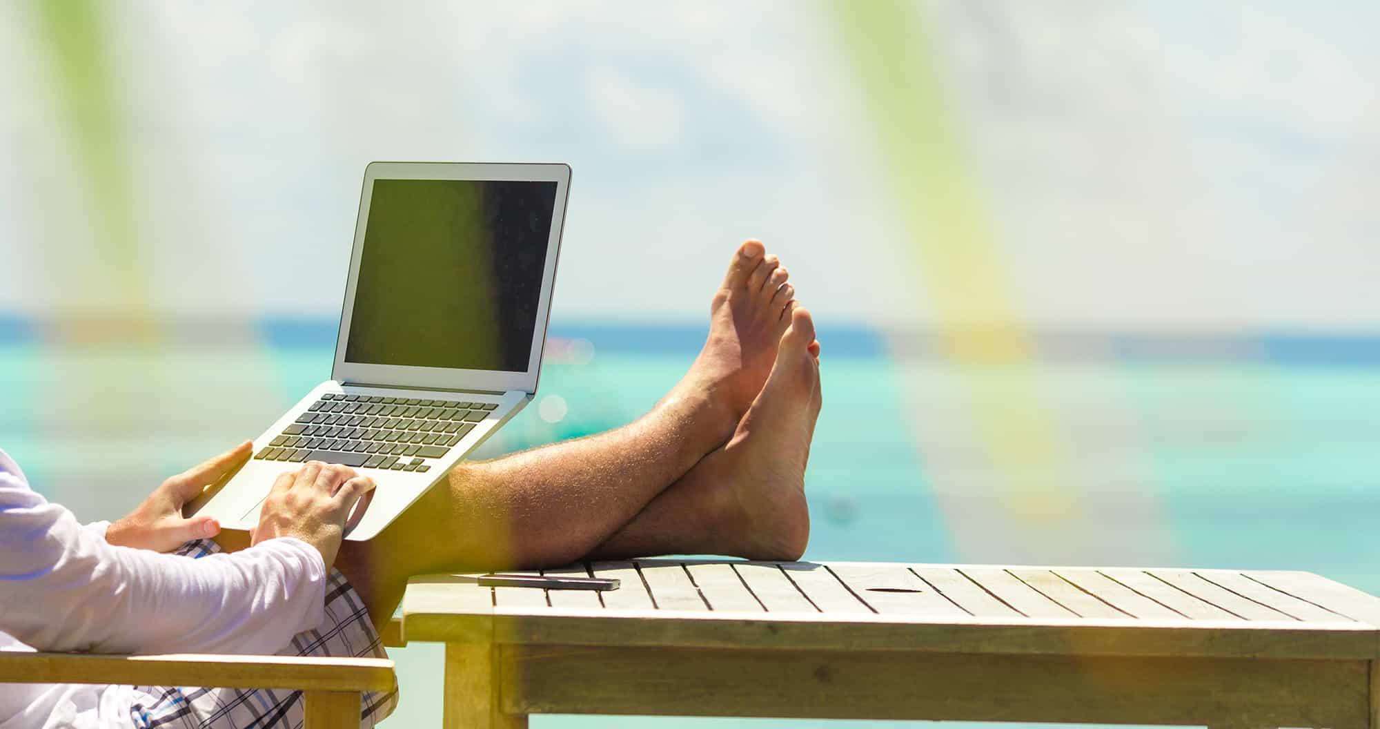 best surf destinations digital nomads travel blogger surfing