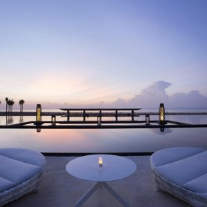 bali infinity pool Mulia Resorts & Villas