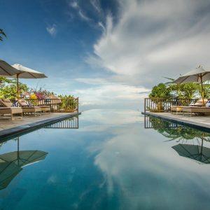 bali infinity pool Munduk Moding Plantation Nature Resort & Spa