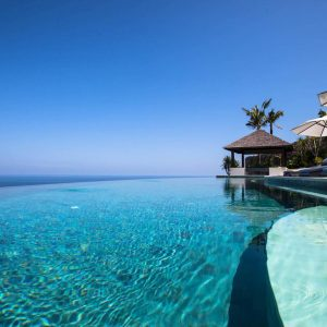 bali infinity pool Ungasan Clifftop Resort