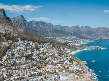 where to stay in Cape Town airbnb South Africa
