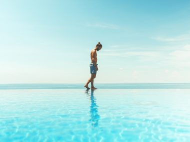 top bali infinity pools indonesia hotel