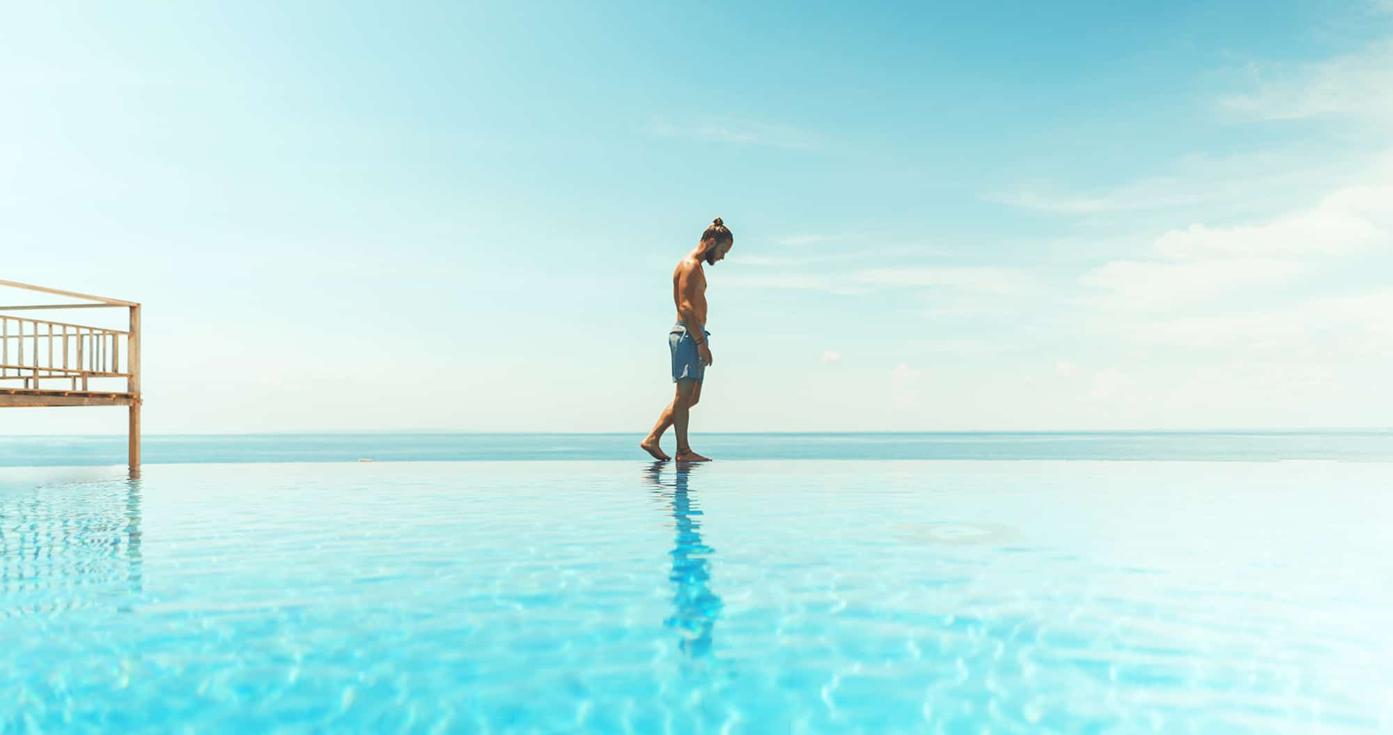 10 Bali Infinity Pools Which Will Blow Your Mind Stoked For Travel