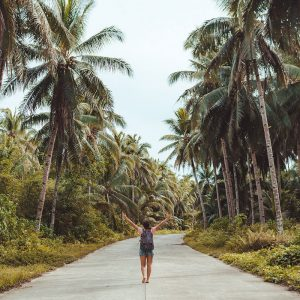 best surf destinations for digital nomads work and surf Siargao Philippines