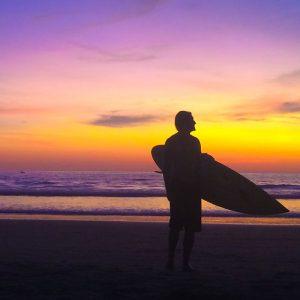 best surf destinations for digital nomads work and surf Montanita ecuador