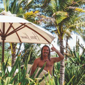 komune Hotel Komune resort keramas beach bali surf resort wsl surfing