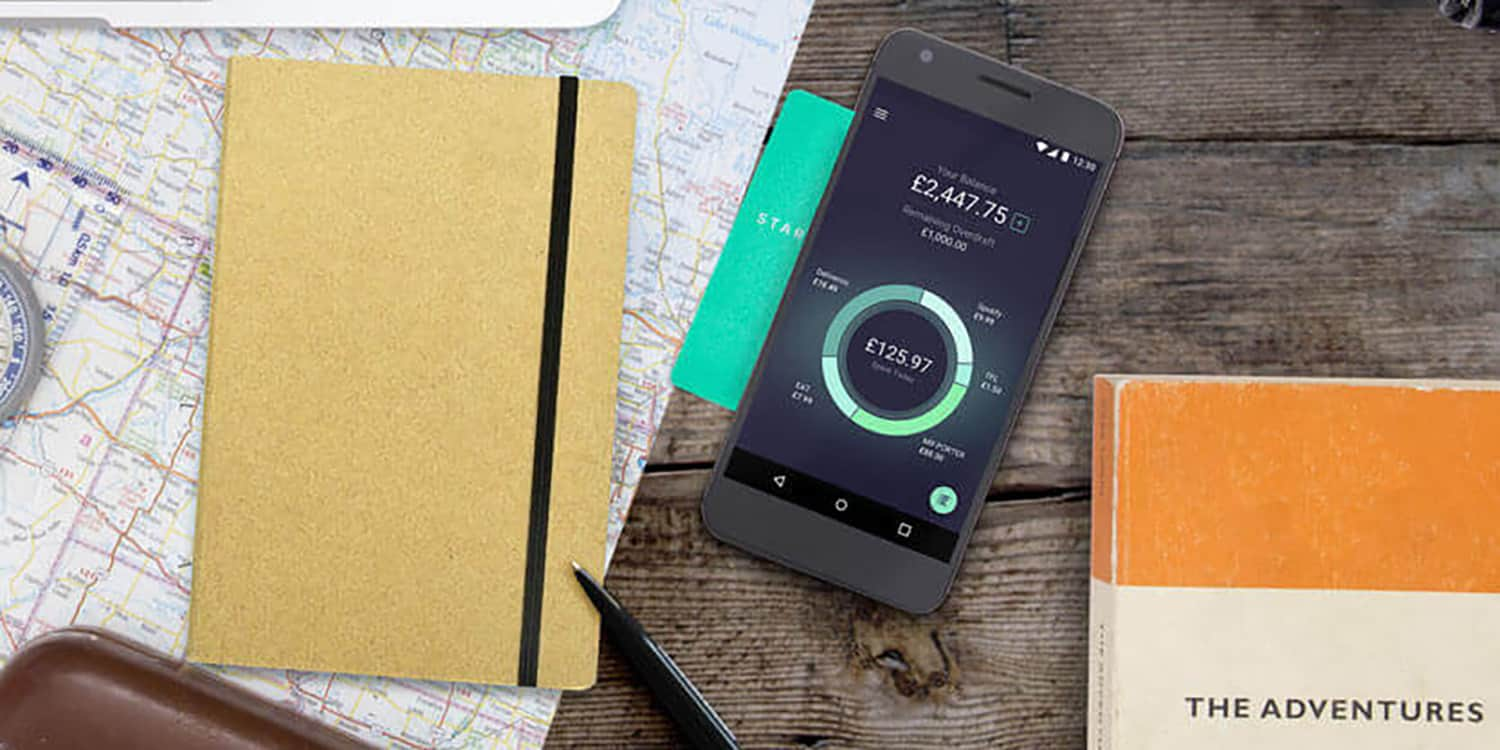 starling bank uk travel card review travelling budget cashcard