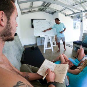 ticket to ride surf house Sri Lanka surf camp Ahangama
