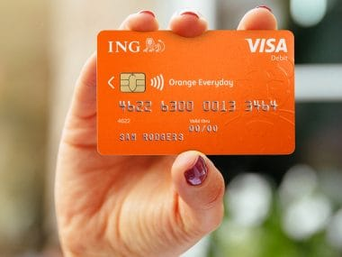 best travel card Australia ing orange everyday review travelling budget