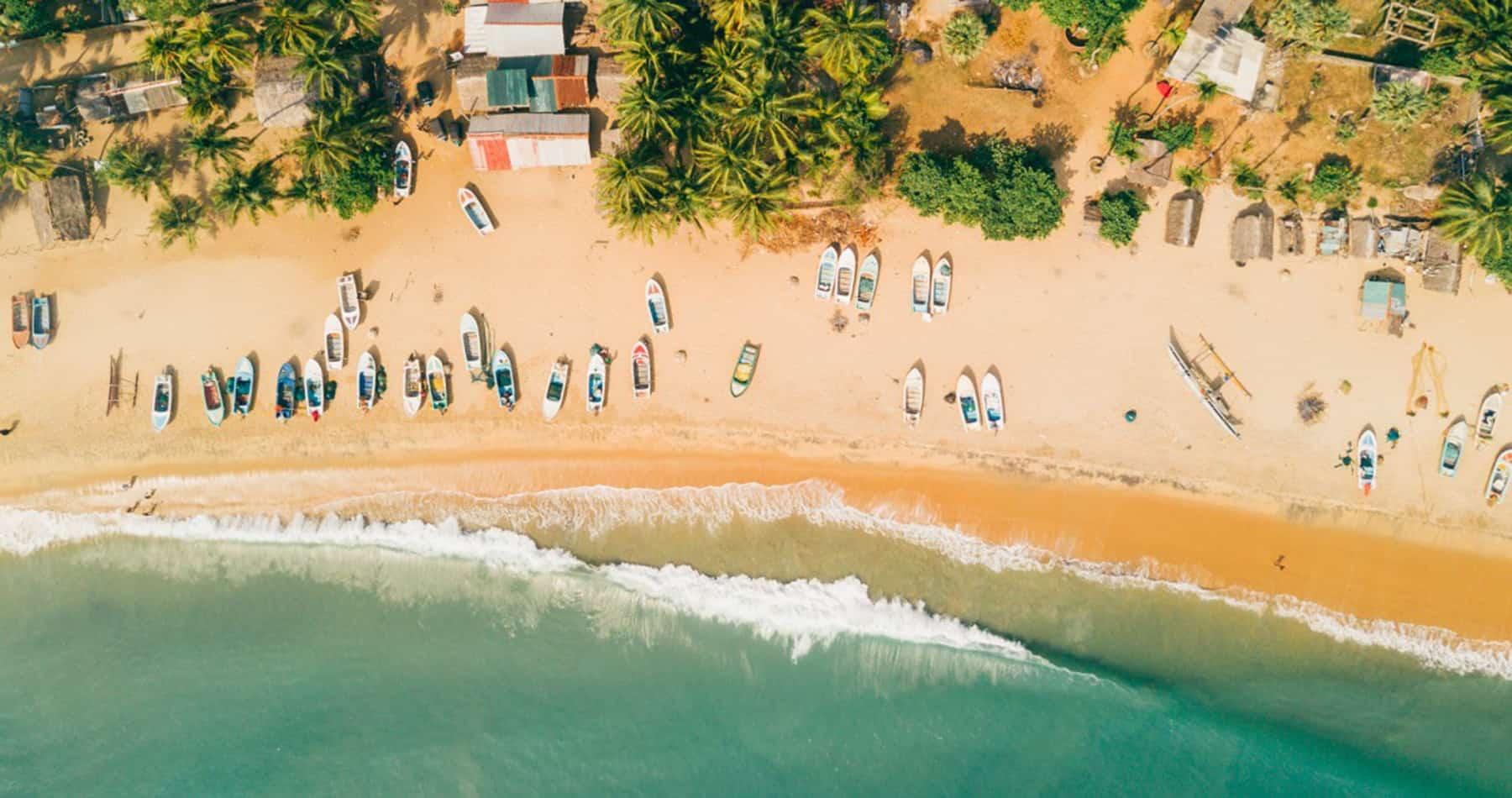 Sri Lanka surfing travel tips blog