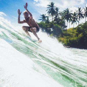sri lanka surf guide ahangama arugam bay mirissa weligama surf camp longboard