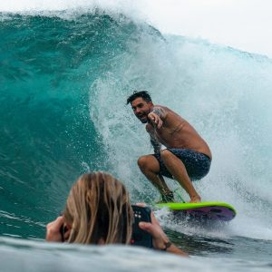 sri lanka surf guide ahangama arugam bay weligama in water photographer surf camp