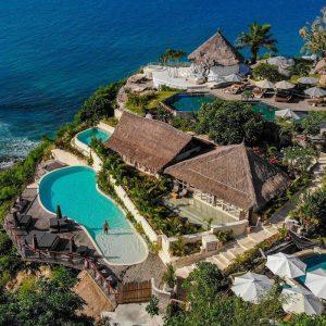 best bali surf hotels luxury La Joya Biu Biu Balangan beach