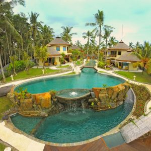 best bali surf hotels luxury Puri Dajuma Beach Medewi