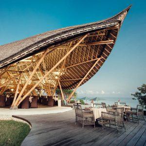 best bali surf hotels luxury Suarga Padang Padang
