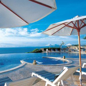 best bali surf hotels luxury blue point villas uluwatu