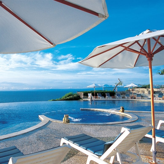 Best Bali Surf Hotels Luxury Blue Point Villas Uluwatu Stoked For Travel