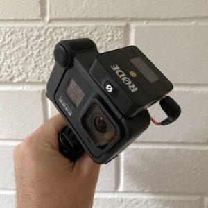 gopro for vlogging hero 8 travel vlog setup media mod