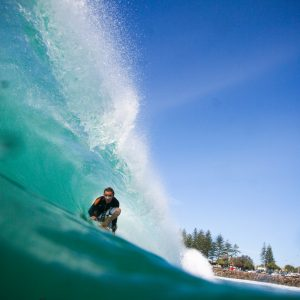 best beaches in Byron Bay Australia the wreck