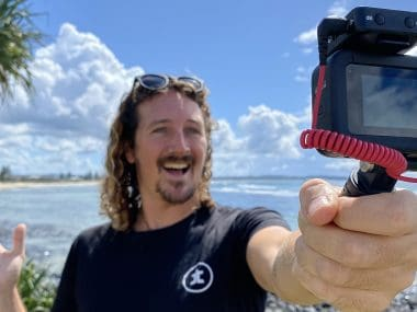 gopro for vlogging hero 8 travel vlog setup