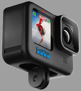 gopro hero 10 vlogging camera
