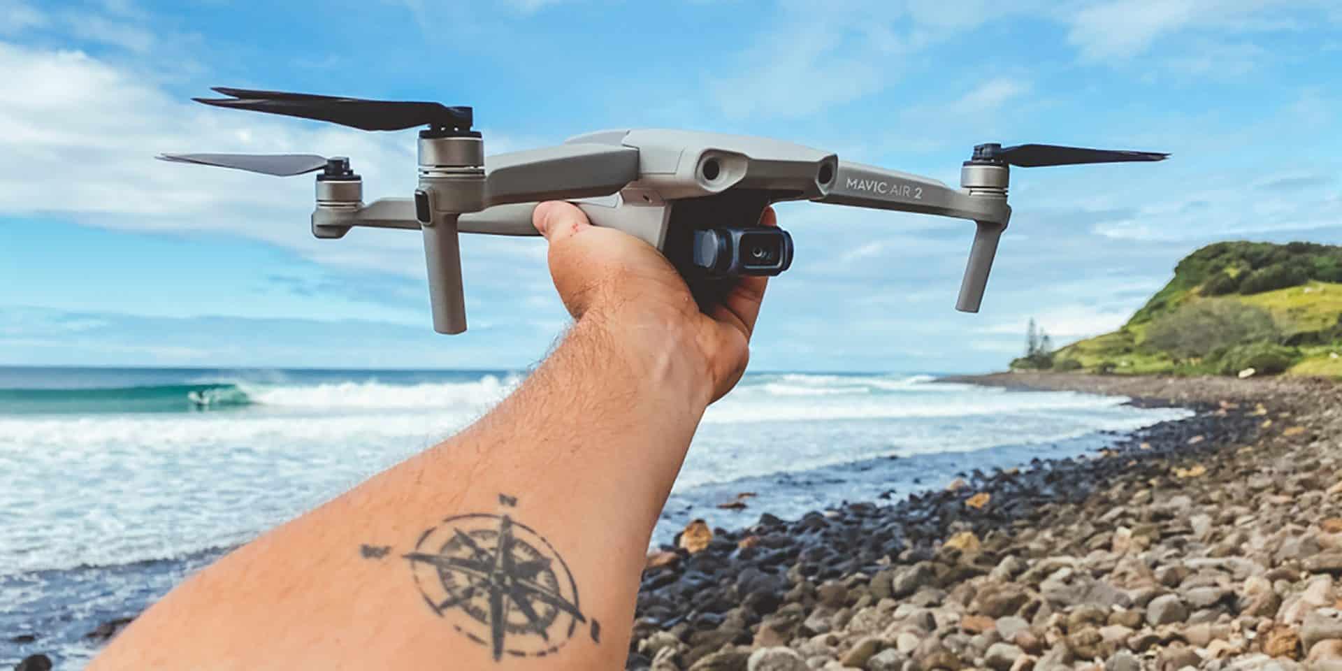 review dji mavic air 2 best travel drone-3