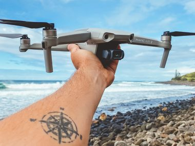 review dji mavic air 2 best travel drone-3