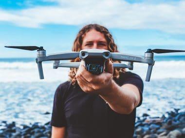 best drone for travel dji mavic air 2 mavic pro Mavic Mini gopro karma review