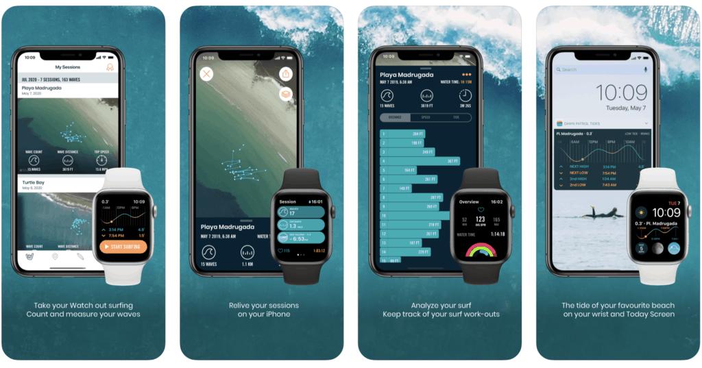 best surf apps dawn patrol surfers