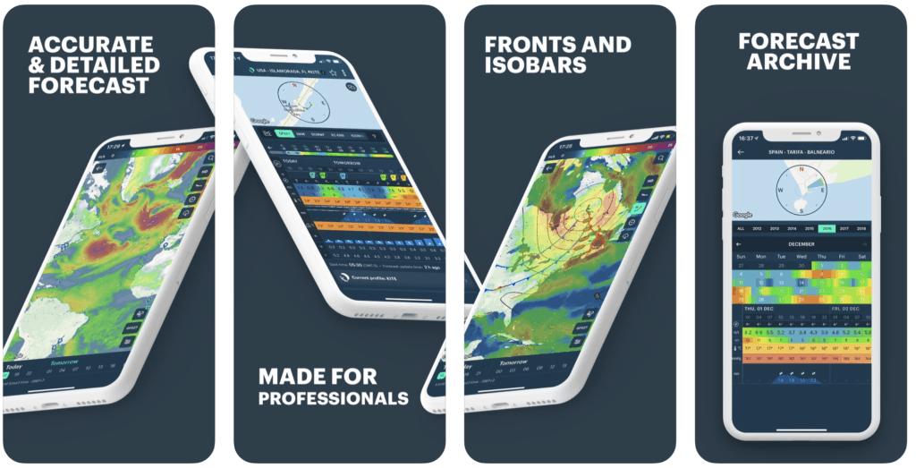 best surf apps windy surfers