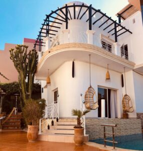 solid surf house tagazout tamraght morocco