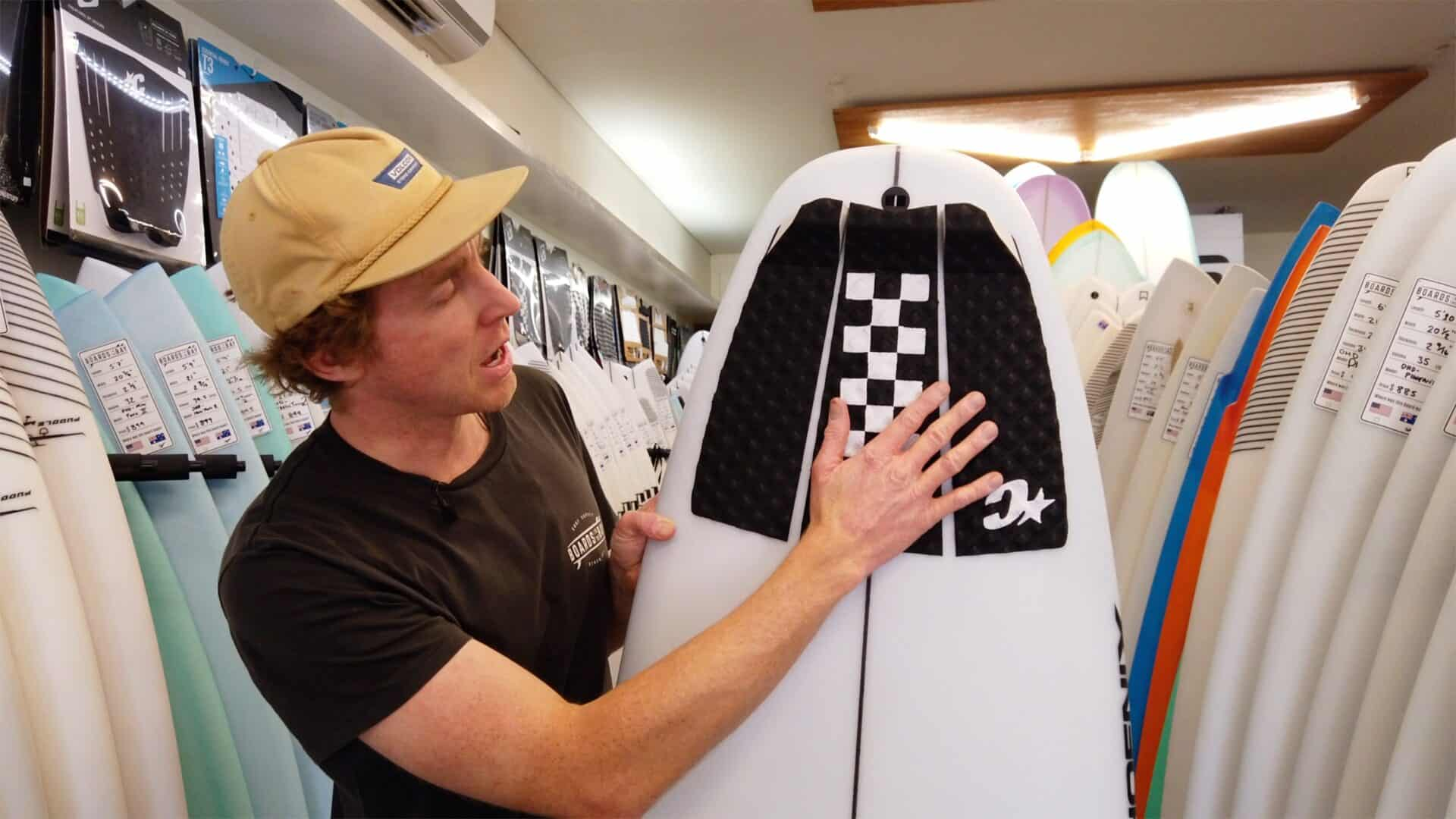how to setup your new surfboard guide surf tips