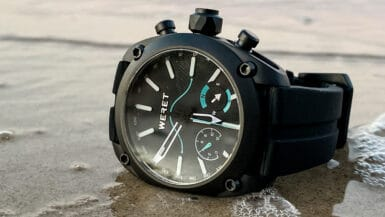 weret luxury surf watch review smartwatch magicseaweed