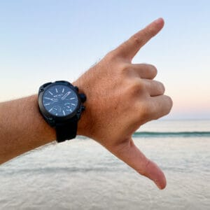 weret luxury surf watch review surfing