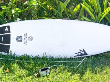review firewire dominator 2 surfboard dan mann