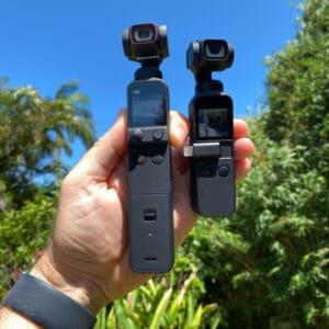 review dji osmo pocket 2 dji pocket 2 travel vlog setup
