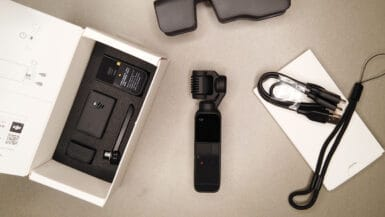 review dji osmo pocket 2 travel vlog setup