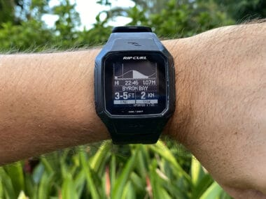 REVIEW Ripcurl Search GPS 2 Surf Watch