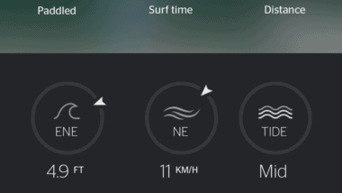 REVIEW Ripcurl Search GPS 2 Surf Watch app