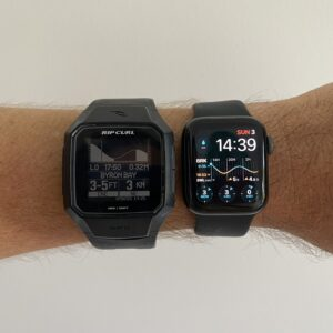 REVIEW Ripcurl Search GPS 2 Surf Watch app apple watch