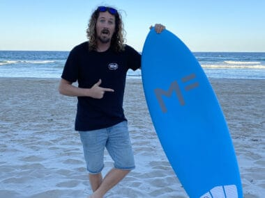mf softboard review mick fanning surfboard soft top surfboard