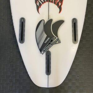 best surf fins fcs2 futures fins guide