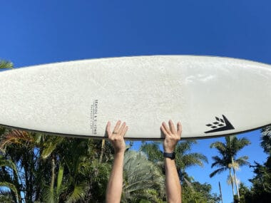 firewire seaside and beyond review rob machado surfboards surfing 2