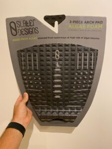 sustainable surf guide eco surfing surf brands slater designs tailpad