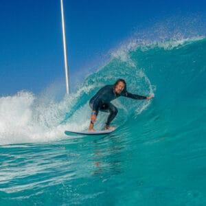 urbnsurf advanced session urbnsurf melbourne australia wave pool