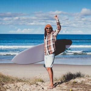 firewire sunday review rob machado surfboard surfing 3