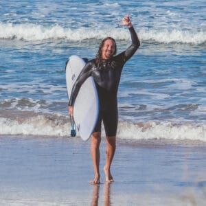 firewire sunday review rob machado surfboard surfing