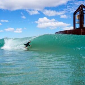 Yeppoon wave pool Surf Lakes Australia Wave Pool review occys peaks-2