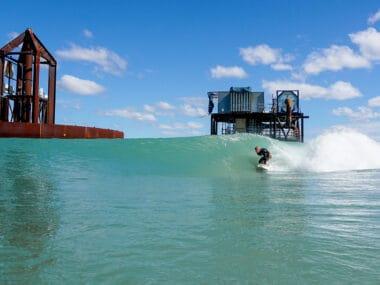 yeppoon wave pool surf lakes australia wave pool review occys peak the slab