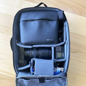 db bags review cia camera pro insert